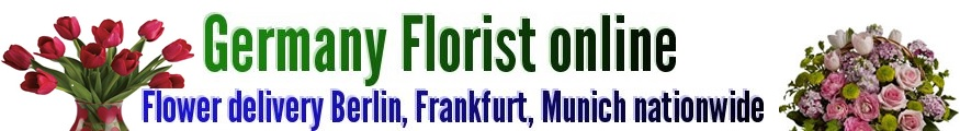 Your online local florist Service in Germany. Send gifts flowers to Berlin, Frankfurt and nationwide. International flower Shops today delivery Service extends to Austria, France, Belgium, Greece